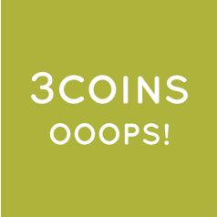 3COINS OOOPS!